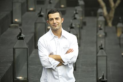 Nicola Russo (Italian Chef de Cuisine - Bulgari Resort S