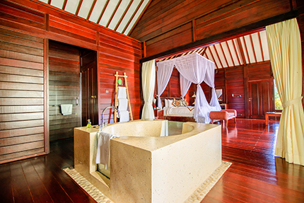 Bathroom Ayung View Villa 400