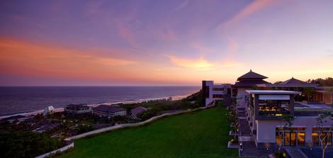 Sunset Panoramic Shot 900
