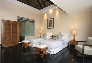 Presidential Villa Rama, Twin Bed Room 204