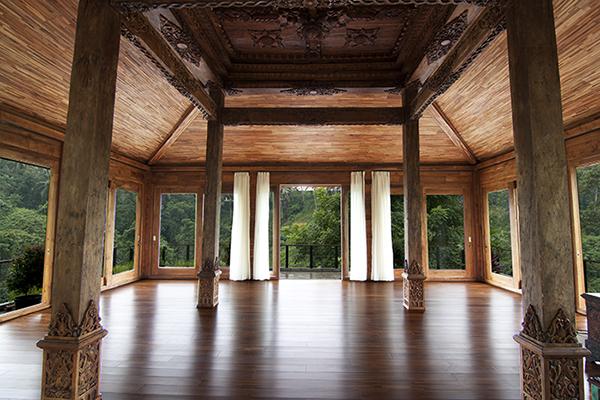 Rumah Yoga, Interior 600