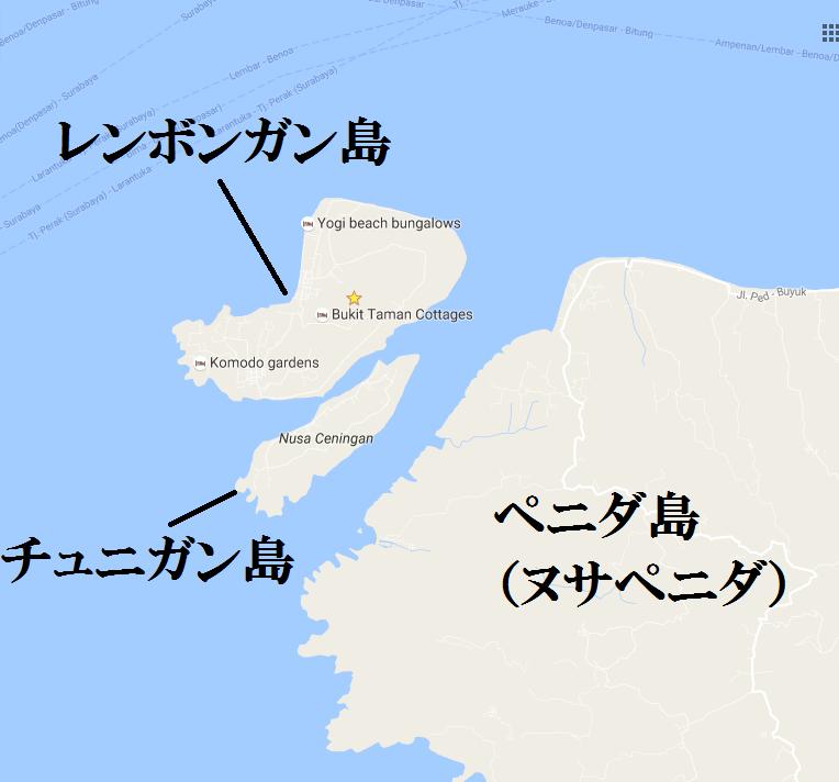 バリ島・レンボンガン島シュノーケリング専門ツアー
