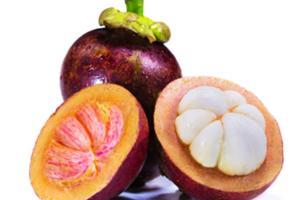 果物の女王様、マンゴスチン