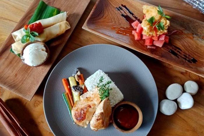 お食事イメージ(ウェスタン料理)