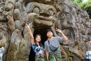 象の洞窟 ゴアガジャ