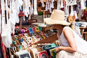 ウブド王宮、ウブド市場、ウブドでのフリータイム