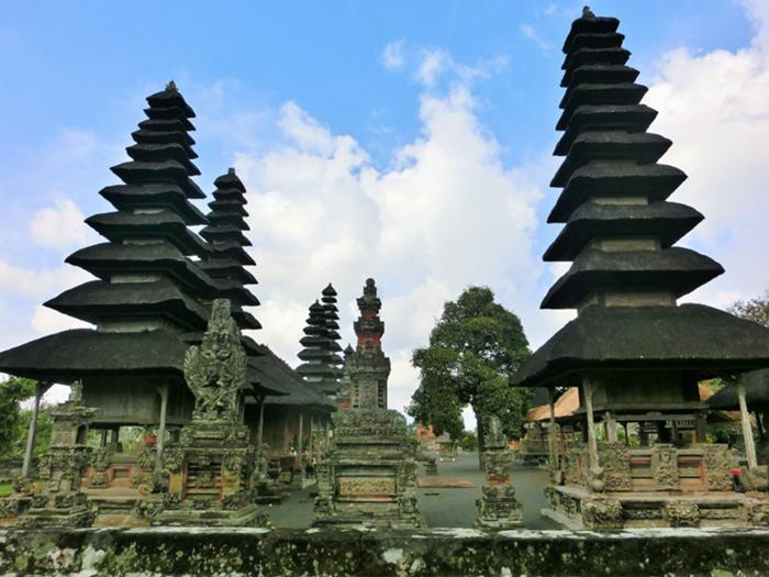 世界遺産、タマンアユン寺院