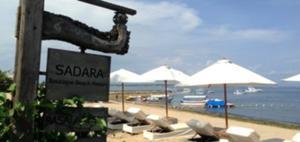 数ある最終日プランの中で人気上位~サダラ ブティックビーチリゾート~へ人気の秘密を探しに行ってきました!