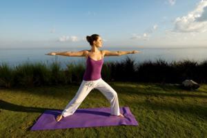ヨガやヘルシーミールを取り入れた健康になるためのプログラムもあります。