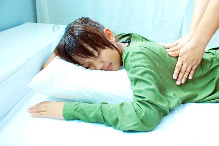 あまりの気 持ち良さに眠ってしまう人も続 出。