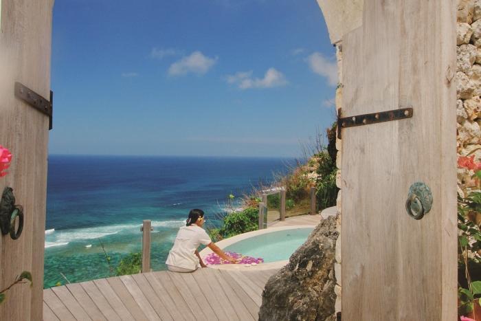 地中海を思わせるエキゾチックリゾート