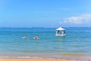 プライベートビーチ&プール