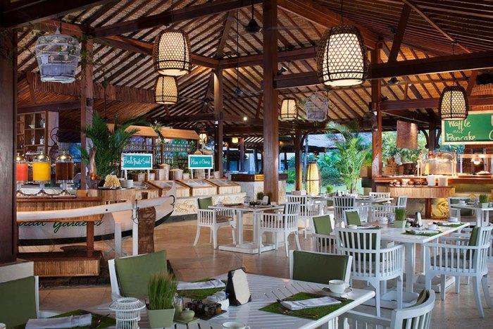 ジンバランガーデンレストラン